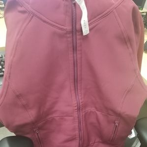 Lululemon rain jacket sz 12
